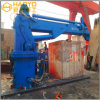 ABS/CCS Certificate Telescopic Boom Offshore Crane for Sale