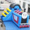2018 New Design Inflatable Bouncer Slide Combo