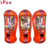 New Beautiful Color Kids Gift Catcher Machine Super Box 2 Toy Crane Claw Machine for Sale Hot in Poland France