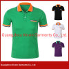 Wholesale Unisex Promotional Collar Tee Shirt for Advertising (P113)