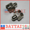CATV 75 Ohm RG6/Rg59 Coaxial Cable F Connector