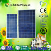 25 Years Warrantly Poly Best Price Power 140W Solar Panel