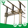Jw-126 Outdoor Mounted Three - Poles High Voltage Isolating Switch