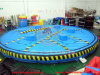 New Design Inflatable Mechanical Rotary Game Inflatable Bull