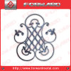 Ornamental Wrought Iron Panel