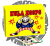 Hula Hoops 100 PCS Spinner Fireworks Toy Fireworks