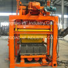 Qt4-25 Second Hand Paver Brick Machine Compressed Earth Block Machine
