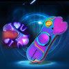 Hot Colorful Lighting Fidget Spinner LED Hand Spinner New Design USB Arc Lighter