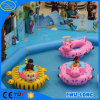 Remote Control Amusement Kids Ride on Inflatable Bumper Boat