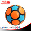 College Students Perform Machine Stitched Toy Soccer Ball
