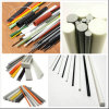 Pultruded Fiberglass Tube/Pole/Rods Good Quality