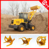 2018 Zhengzhou Cchangli High Speed 1.8 Ton Wheel Loader (1800kg)