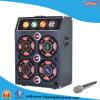 Stereo Stage Audio Hifi Sound Multi-Colored Light Speaker F6004