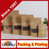 Stand up Kraft Paper Bag Whith Clear Window (220106)