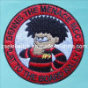 Custom Embroidery Patch for Garments and Bags Accessories