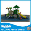 Superior Function Outdoor Play Equipment with Slide (QL14-068C)