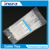 White Self-Locking Cold Resistant Nylon Cable Ties