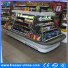 1.5m Half Height Plug-in Multideck Open Display Chiller for Retail