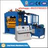 Qt4-15 Automatic Hydraulic System Hollow Bricks Blocks Making Machines Dubai Paver Block Machine