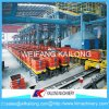 High Precision Foundry Clay Sand Mechanized Moulding Line