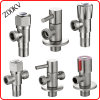 Stainless Steel Kitchen & Bathroom Toilet Faucet Angle Valve Corner Control