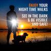 Amazon Top Seller Hands Free Dog Leash Pet Dog Bungee Leash for Dog Running Walking Jogging LED Light
