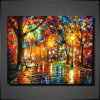 Handmade Palette Knife Modern Oil Painting on Canvas