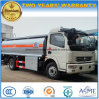 Dongfeng 4X2 7000 Liters Fuel Bowser Truck 7kl Oil Transport Truck