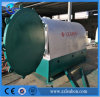 Esay Operation Waste Tree Branch Wood Briquettte Carbonization Furnace
