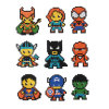 Children's Craft Toy Cartoon Characters Plastic Diamond Painting 3D Stickers for DIY Decorations