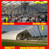 Curve Marquee Tent for Tennis Court in Size 40X100m 40m X 100m 40 by 100 100X40 100m X 40m