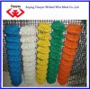 PVC Coated and Galvanzied Chain Link Fence (TYB-0004)