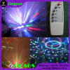 6X1w LED Stage Effect Light Mirror Disco Ball