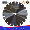 Asphalt Cutting: 350mm Diamond Laser Welded Saw Blade for Asphalt