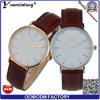 Yxl-566 2016 New Fashion Leather Mens Wrist Watch Waterproof OEM