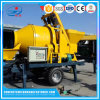 Small Diesel 30 M3/Hr Portable Concrete Cement Mixer with Pump