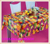 PVC Transparent Table Cloths for Party/Banquet Decoration