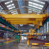 Electric Single Girder 10 Ton Overhead Crane From Regina