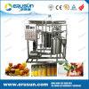 Fruit Juice Making Line Plate Uht Sterilizer
