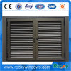 Rocky Aluminum Fixed Blind Window and Shutter Jalousie Windows