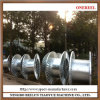 Cable-Forming Zinc Surface Treatment Cable Spool