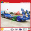 2 Axle 40t Low Bed Lowbed Transportation Semi Remorque Trailer
