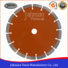 180mm Laser Welded Diamond Cutter Blade for General Purpose