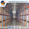 Powder Coating High Density Drive in Rack From Nova Logistics