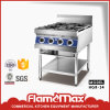 4 Burner Stove with Under Shelf Stove (4-Burner) (HGR-34)