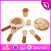 New Products Children Pretend Play Wooden Cooking Toys W10b179