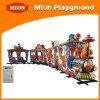 Amusements Rides Electric Mini Toy Train Set for Sale