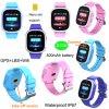 Kids Anti-Lost Smart GPS Watch Tracker with Take off Alarm D15W