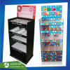 Europe Standard Free Standing Display Unit for Kitchenwares Mugs Plates, Professional Cardboard Display Stand Fsdu