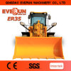 Small Wheel Loader Er35 Qingdao Everun Construction Machinery with CE Approved
